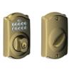 Keyless Entry Door Lock Parts & Install