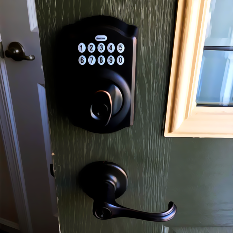 Keyless Entry Door Lock Parts & Install