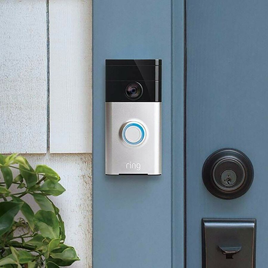 Ring Video Doorbell Parts & Install