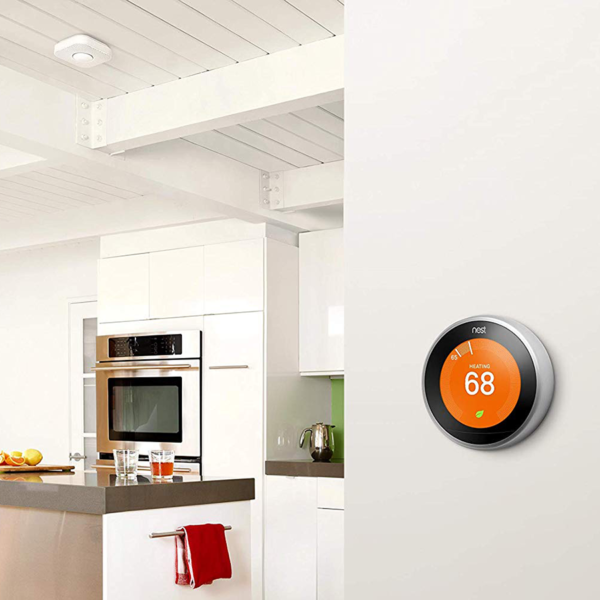 Nest Learning Thermostat Parts & Install