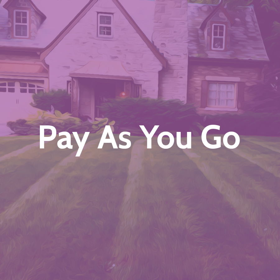 Pay As You Go Lawn Care