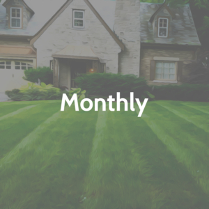 Monthly Lawn Care