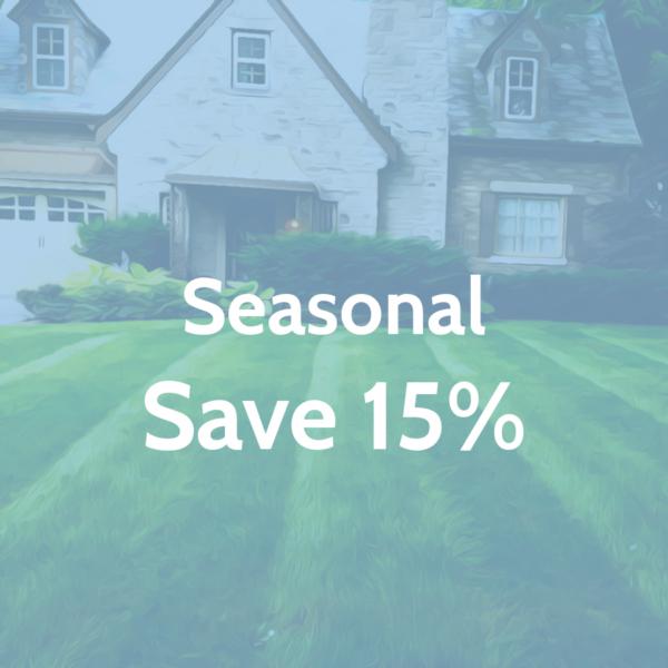 Seasonal Lawn Care